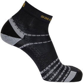 Salomon Nso Mid Run Sokker, sort/grå
